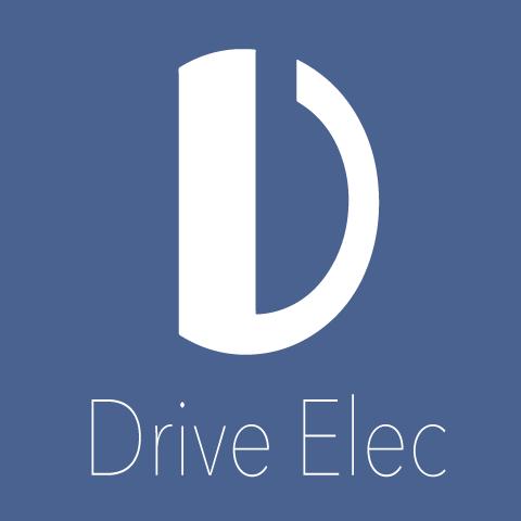 Drive Elec Logo